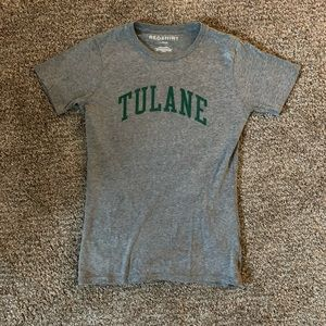 Tulane Short Sleeve T Shirt